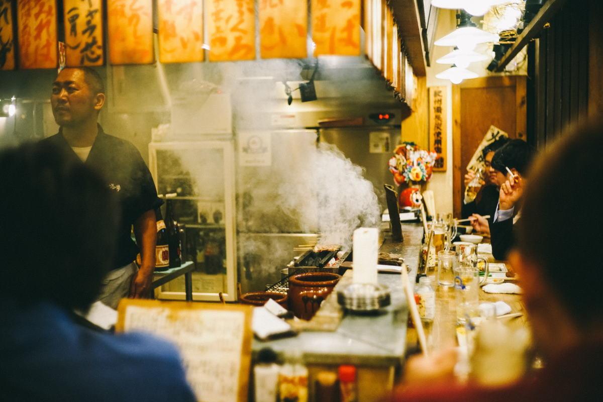 מדריך אוכל בטוקיו