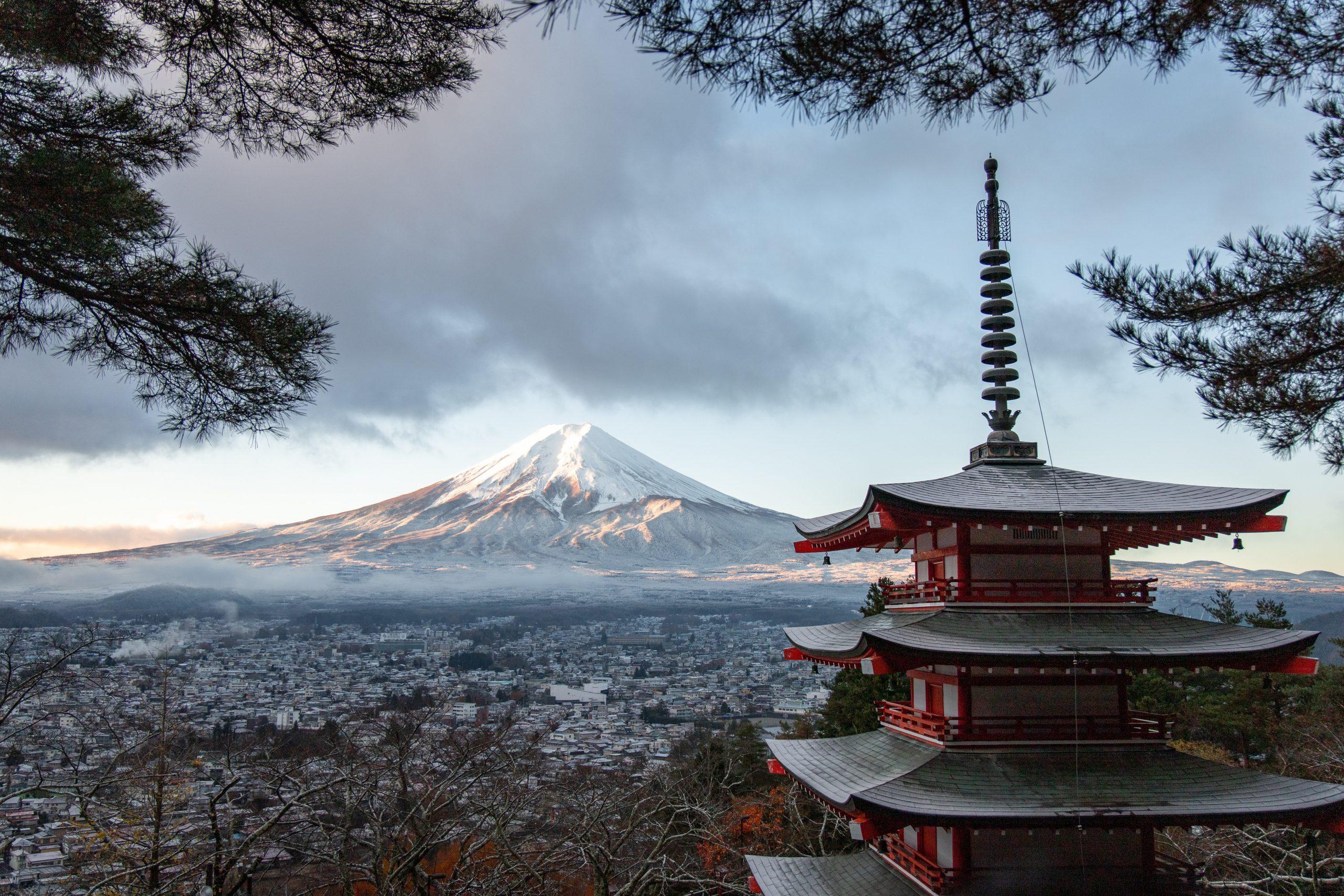 מקדשים ביפן