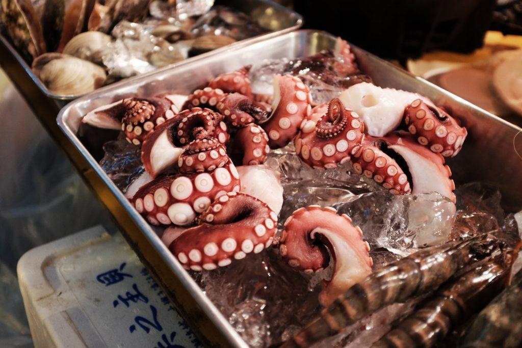 תמוננים במסעדה ביפן