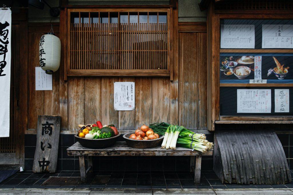 מסעדה ביפן