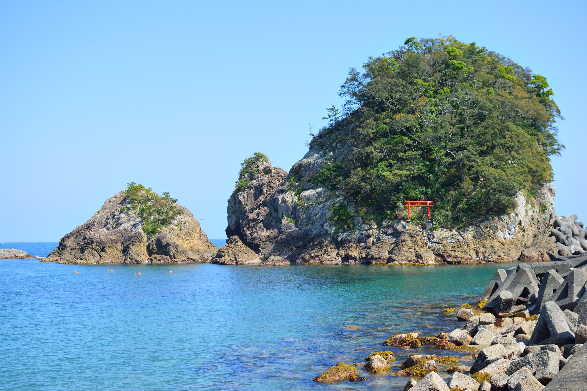 האי שיקוקו – יפן